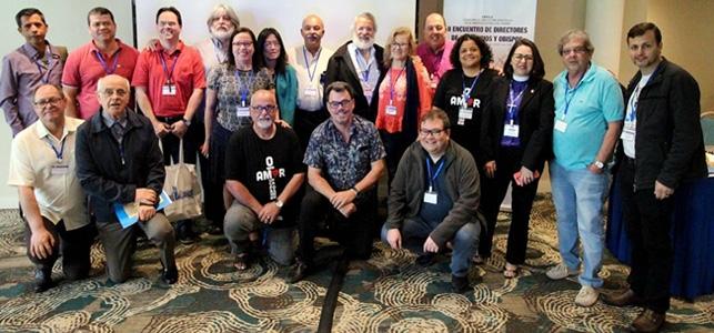Delegação da IEAB - II Encontro latino-americano e caribenho sobre Educação Teológica
