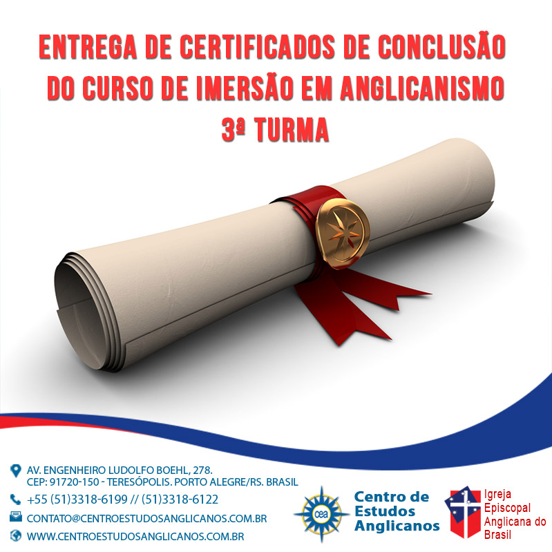 post entrega certificado